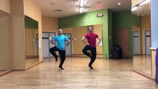 САМОПЛЯС Яблочко Народный танец