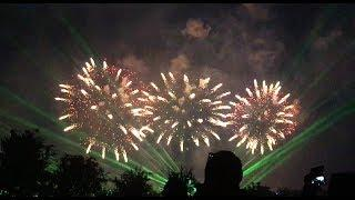 2018 불꽃축제 한국팀 (슈퍼배드2 Happy) Seoul International Fireworks Festival 2018 (Korea Team)