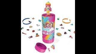 Обзор Party Pop Teenies ХЛОПУШКИ - Сюрпризы с Куклами в Конфетти! Распаковка куколок Party Pop