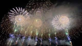 土浦花火大会2019 土浦花火づくし Tsuchiura Fireworks 2019 [4K60p]