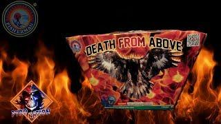 DEATH FROM ABOVE - FISHERMAN FIREWORKS