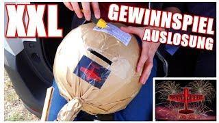 AUSLOSUNG Gewinnspiel Burning Airfield 2019 + 100€ GUTSCHEIN | Fireworks And Balloons & PyroExtrem