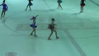 танец Хлопушки    Кобрин 29 12 2018