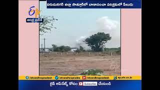 19 dead, Several injured Explosion at Fireworks Factory in Tamil Nadu