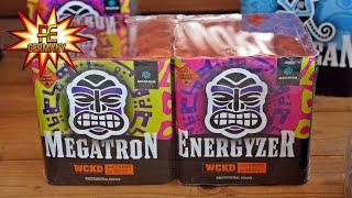 Neuheit 2020 Energyzer & Megatron Magnum Fireworks | PyroExtremGermany