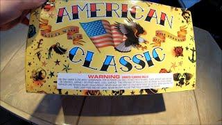 American Classic By Powder Keg Fireworks