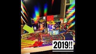 Пиротехника на 2019 год ! Часть 2