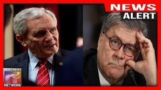 ALERT! FIREWORKS in DC as Disgraced Texas Dem Calls to Throw Barr In JAIL