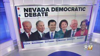 Political Fireworks Expected During Nevada Democratic Debate