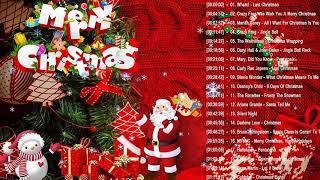 Рождественская Музыка 2019 ❄ Самые популярные рождественские и новогодние песни ❄ Christmas Music