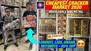 CHEAPEST FIREWORKS MARKET at 85% OFF - WHOLESALE AND RETAIL !!