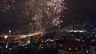 Салюты Новый Год 2020 в Сочи