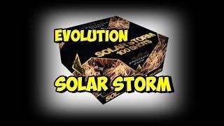 Evolution Fireworks  -  Solar Storm