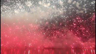 Fajerwerki Święto Niepodległości Warszawa 2018 / Fireworks Poland Independence Day Warsaw 2018