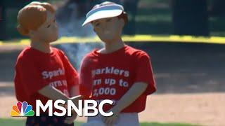 Donald Trump Reveals Explosive New Details About The 4th Of July Fireworks | All In | MSNBC