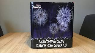 Machine Gun 435 Shots : Funke Fireworks : 50 mm : FC50-25-1