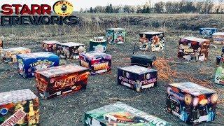 Starr Fireworks Demo Shoot 2019