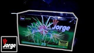 JORGE JW56 SHOW OF FIREWORKS | LAUTER ZERLEGER !!!