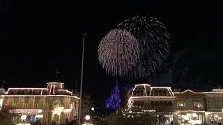 Happily Ever After Fireworks - Magic Kingdom - 4k