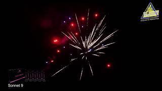 2750 Sonnet 9 Renaissance Evolution Fireworks