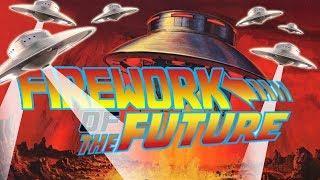 FUOCHI D'ARTIFICIO DEL FUTURO!!! Fireworks of the Future