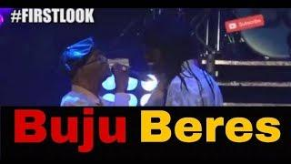 BUJU BANTON & BERES HAMMOND CREATED FIREWORKS @ LONG WALK TO FREEDOM SHOW IN JAMAICA #FIRSTLOOK