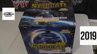 STARGATE - PLANET X FIREWORKS