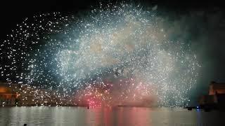 Fireworks Pyromusical Show Malta 2019