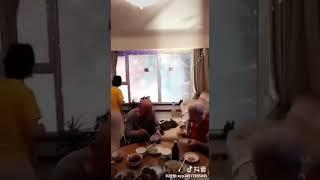 Фейерверки в Китае на Китайский Новый год