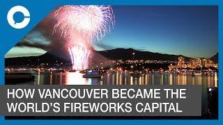 How Vancouver became the world's fireworks capital (w/Ray Greenwood, founder, Celebration of Light)