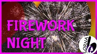 Day in the life of a family of 5! | Fireworks display