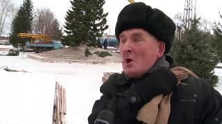 Мнение жителя Бийска о городской ёлочке