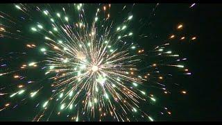 Lighting fireworks on the 4th 2021!