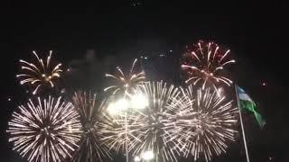 Независимость в Узбекистане. Поздравляем соотечественников. Салют