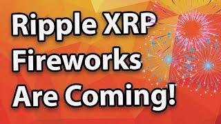 Ripple XRP Fireworks Are Coming After Bounce From 2014 Support!