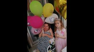 Нашей дочке Настеньке 6 лет или день рожденье в стиле куклы LOL