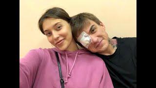 Влад Топалов спас беременную Регину Тодоренко от травмы