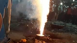 KAVATHE EKAND -DASARA AMAZING FIREWORKS