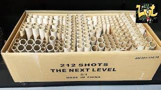 The Next Level 212 Shots Cakebox Salon Roger Fireworks
