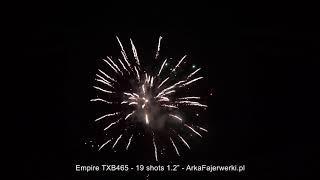 """Empire TXB465   19 shots 1 2"""""""