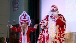 «Первая в МИРе ёлка» - новогоднее представление для детей от «Татаркино». Первое в городе