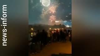 3 июля на День независимости произошел Кровавый салют в Минске