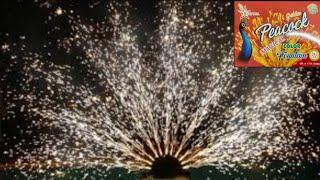 GOLDEN PEACOCK    FIREWORKS TESTING 2020    IF