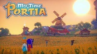 Fireworks and Wheat Fields! - My Time at Portia (Full Release) – Part 59