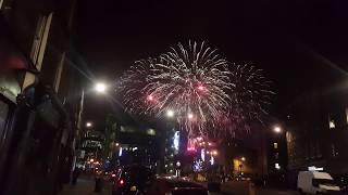 Edinburgh Fireworks!!! 2018-2019