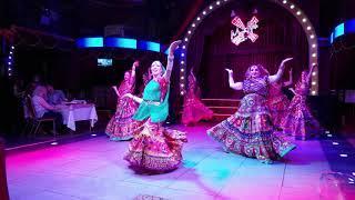 Школа индийского танца Амрапали. Танец штата Раджастан Terra tali. Рук. Лонская Дарья