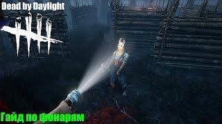 Dead by Daylight - Гайд по фонарям.