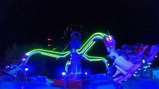 "Newest ""SPIDER"" (Pfausser) Fireworks @ Grand Fête d'automne de Charleville-Mézières (France) 2020"