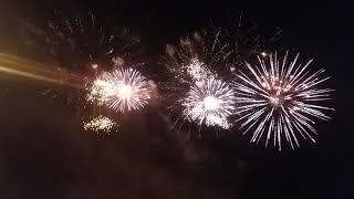 Салюты|фейерверки на день 90-летия Магнитогорска[1929]