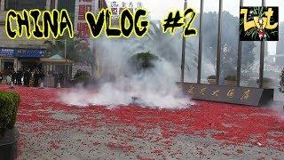 China Vlog #2 Waking up in Liuyang the City of Fireworks
